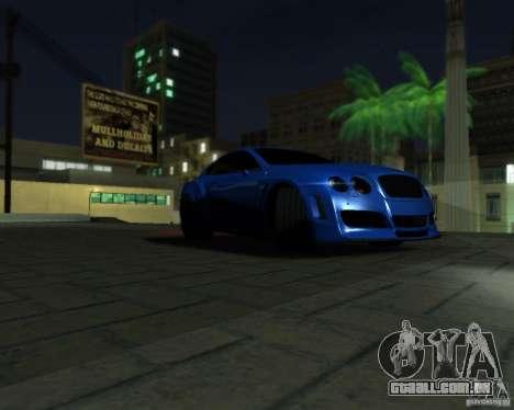 ENBSeries by LeRxaR v1.5 para GTA San Andreas quinto tela