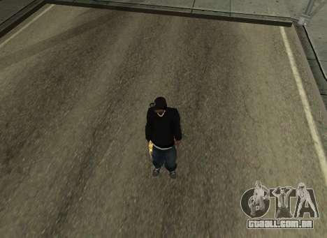 Ice Cube para GTA San Andreas terceira tela