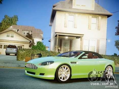 Aston Martin DB9 Volante v2.0 para GTA 4