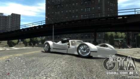 Ibis Formula GT para GTA 4 vista direita