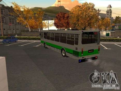 LIAZ 5256.45-01 para GTA San Andreas