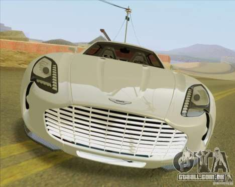 New Playable ENB Series para GTA San Andreas quinto tela