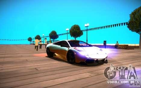 ENBSeries by Inno3D para GTA San Andreas por diante tela