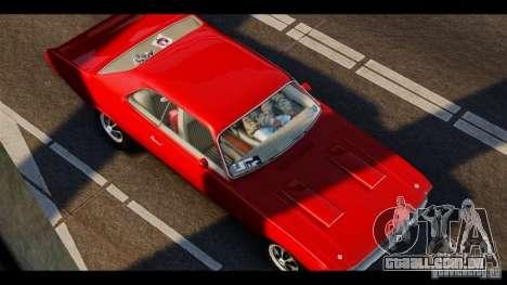 Dodge Demon 1971 para GTA 4 esquerda vista
