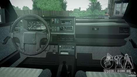 Volkswagen GOLF MK2 GTI para GTA 4 vista direita