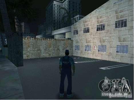 Novos padrões de delegacia para GTA Vice City por diante tela