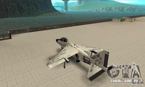 Upâčka-Hydra para GTA San Andreas