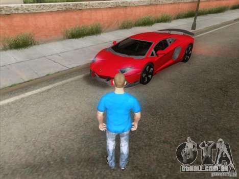 Alarme Mod v3.0 para GTA San Andreas quinto tela