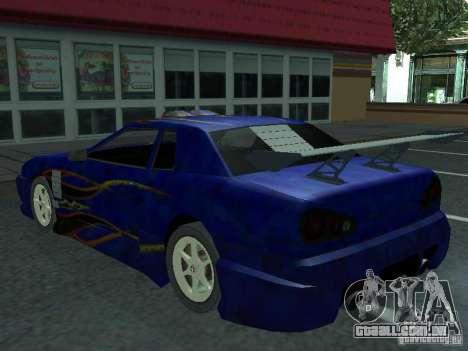 Elegia de Tops conversíveis para o motor de GTA San Andreas