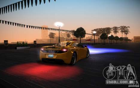 ENBSeries by Gasilovo v3 para GTA San Andreas segunda tela