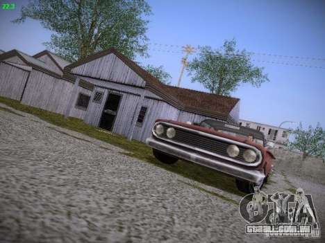 icenhancer 0.5.2 para GTA Vice City segunda tela