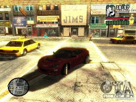 Lotus Europe S para GTA San Andreas vista direita