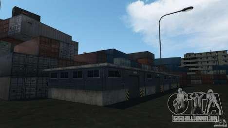 Tokyo Docks Drift para GTA 4 oitavo tela