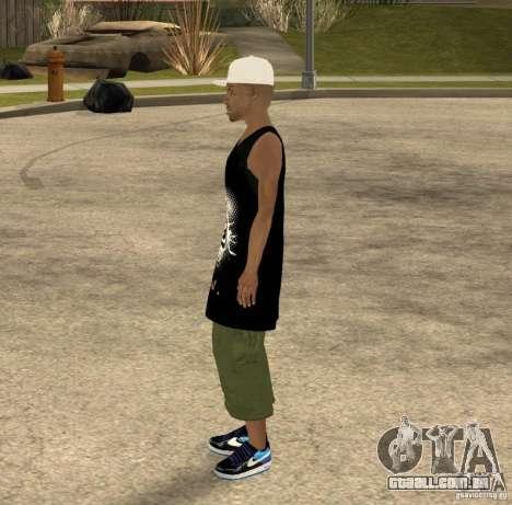 Cone Crew Skin para GTA San Andreas terceira tela