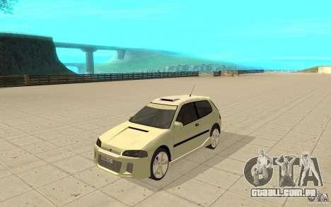 Honda Civic 1992 para GTA San Andreas