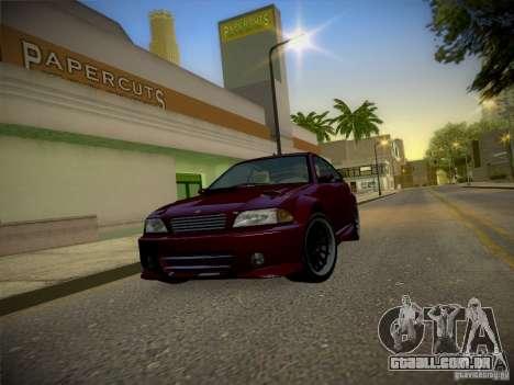 IG ENBSeries for low PC para GTA San Andreas terceira tela