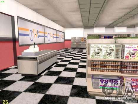 Secret 24-7 para GTA San Andreas segunda tela