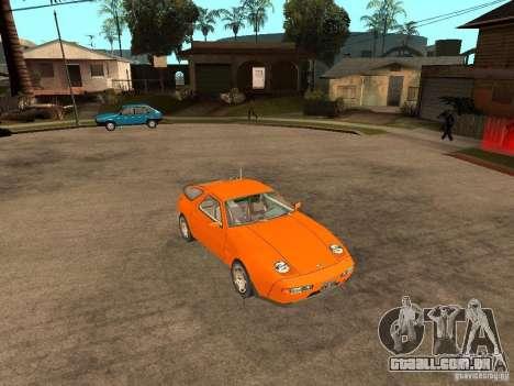 Porsche 928 para GTA San Andreas vista direita