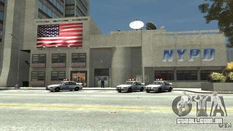 Remake police station para GTA 4