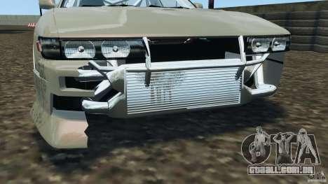Nissan Silvia S13 DriftKorch [RIV] para GTA 4 rodas