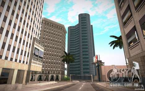 Arranha-céus de HD para GTA San Andreas segunda tela