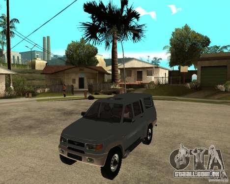 "Simbir ""UAZ Pickup para GTA San Andreas"