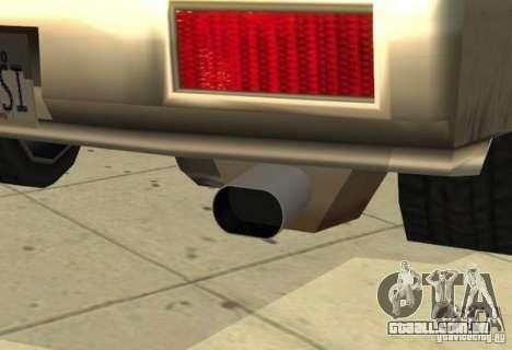 Car Tuning Parts para GTA San Andreas décima primeira imagem de tela