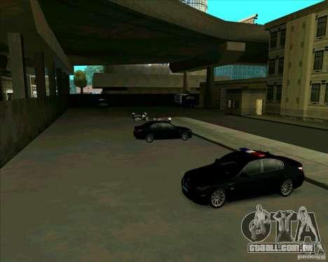 Priparkovanyj transporte v 3,0-de-Final para GTA San Andreas sexta tela