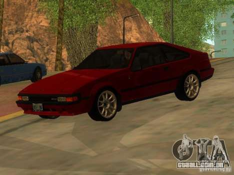 Toyota Celica Supra para GTA San Andreas