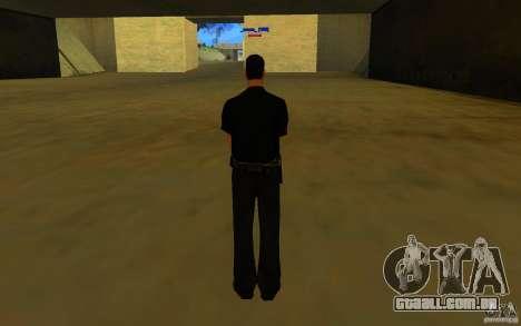 HQ skin lapd1 para GTA San Andreas segunda tela