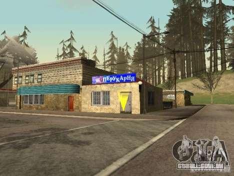 A aldeia de Ivanovka para GTA San Andreas sétima tela