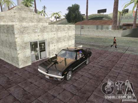 Los Angeles ENB modification Version 1.0 para GTA San Andreas terceira tela