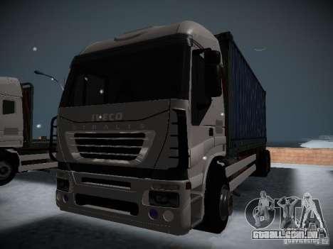 Iveco Stralis Long Truck para GTA San Andreas