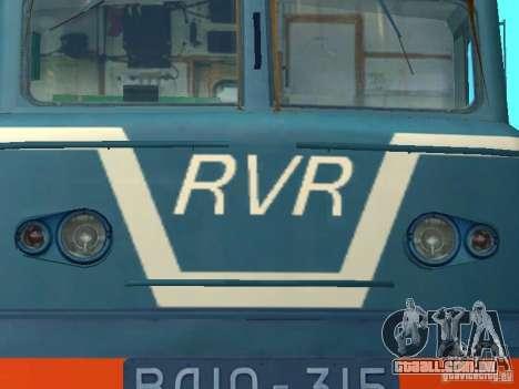 Vl10-315 para GTA San Andreas vista direita