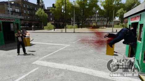 Destruidor de MP5 para GTA 4 segundo screenshot