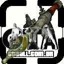 Grande pacote de armas para GTA San Andreas nono tela