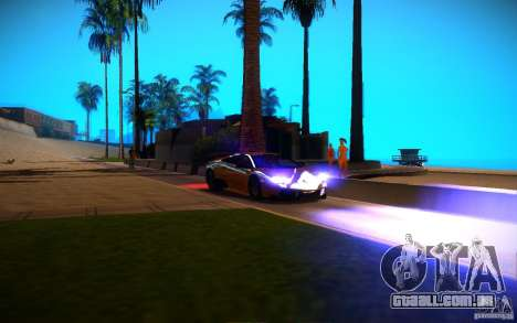 ENBSeries by Inno3D para GTA San Andreas quinto tela