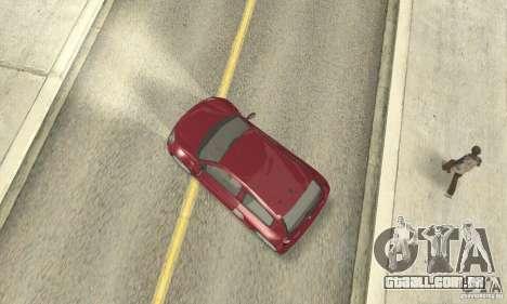 Renault Clio Phase 2 para GTA San Andreas vista direita