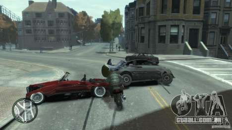 Super Bikes para GTA 4 quinto tela