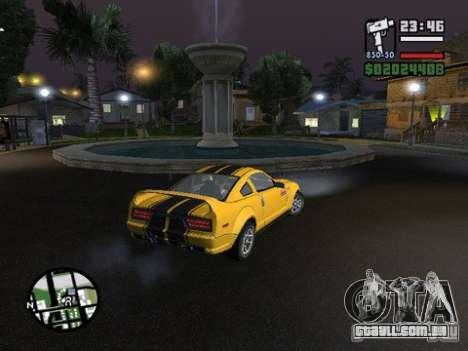 Nev Groove Street 1.0 para GTA San Andreas segunda tela