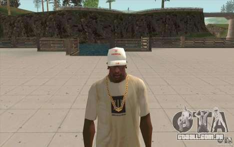 Tampa honda para GTA San Andreas segunda tela