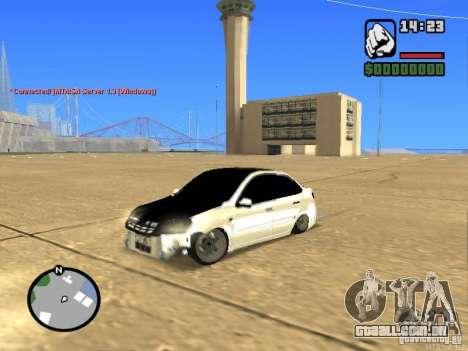 Estilo de Grant JDM 2190 VAZ para GTA San Andreas