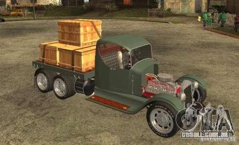 Ford Model-T Truck 1927 para GTA San Andreas