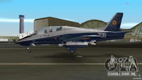 I.A.R. 99 Soim 708 para GTA Vice City vista traseira esquerda