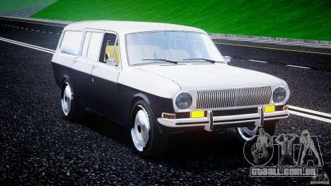 GAZ 24-12-1986-1994 estoque Edition v 2.2 para GTA 4