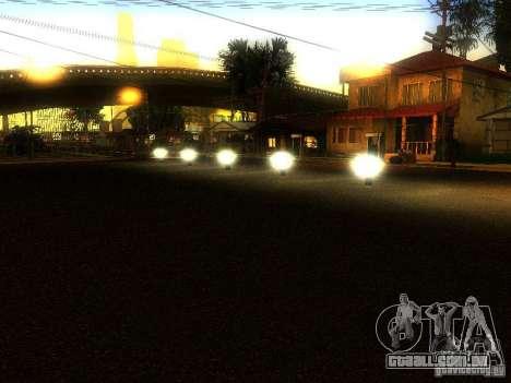Base da Grove Street para GTA San Andreas sexta tela