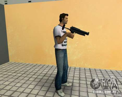 Pak de GTA 4 o Lost and Damned para GTA Vice City por diante tela