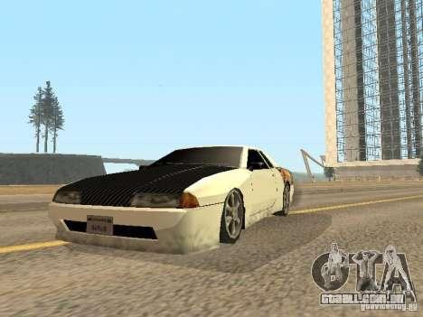 Elegia por Foresto_O para GTA San Andreas