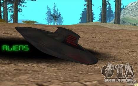 Criaturas místicas para GTA San Andreas segunda tela