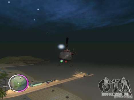 NEW GTA IV HUD 2 para GTA San Andreas terceira tela